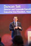Duncan Tait, Executive Vice President Head of Europe Middle East and Africa Fujitsu