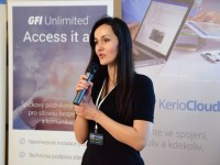 Lenka Kunecová, GFI channel sales manager