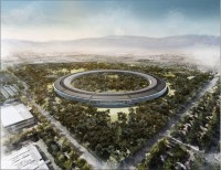Návrh Apple Campus 2