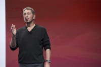Oracle OpenWorld 2016 Larry Ellison