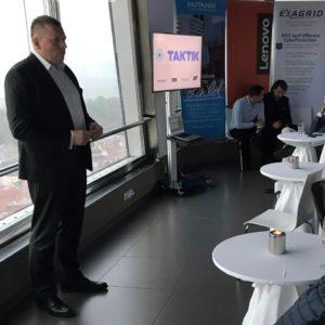 Petr Belatka, CEO Taktik
