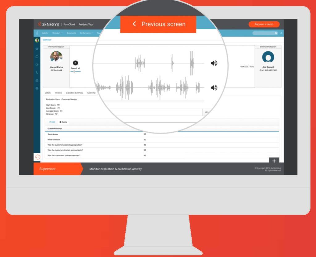 Inteligentní routing vplatformě PureCloud umožní vyřešit požadavek zákazníku snadno a rychle.