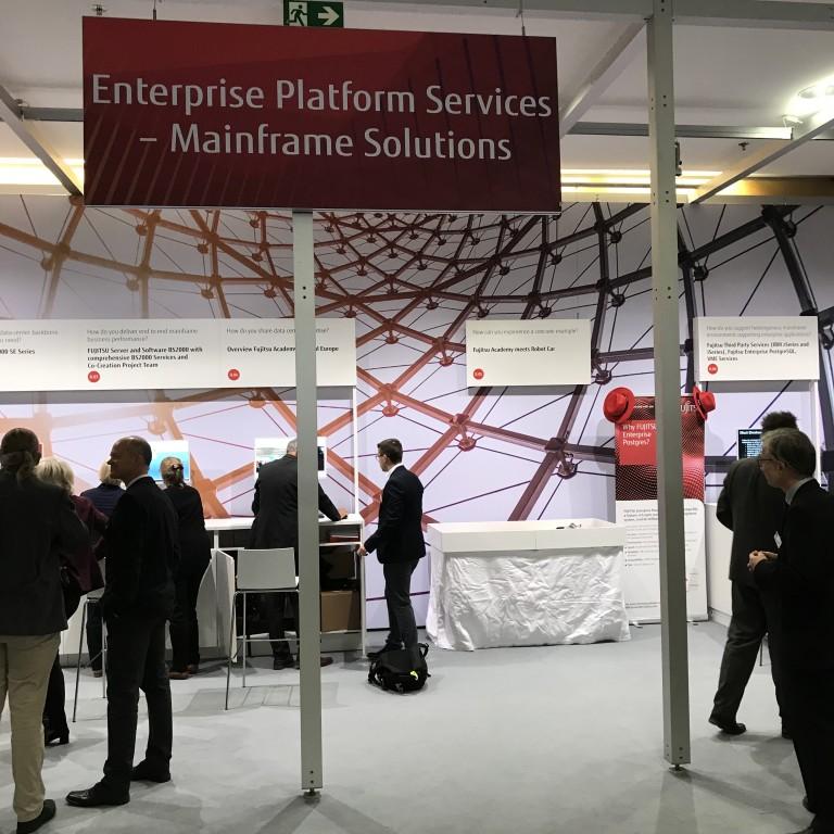 Fujitsu Forum 2019 Mainframe Solutions