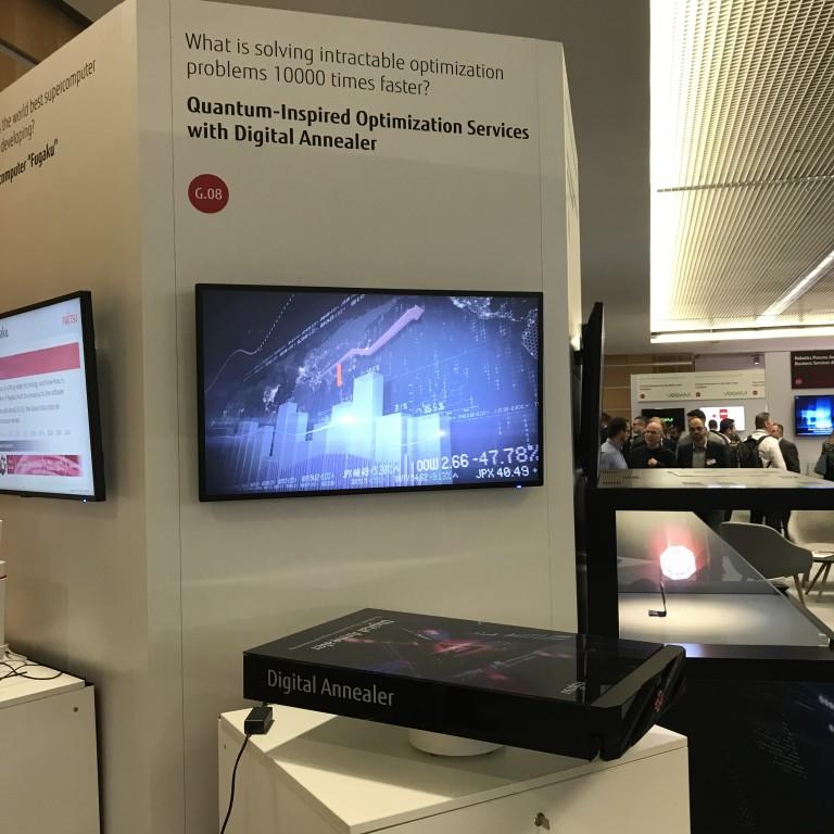 Fujitsu Forum 2019 Quantum Inspired